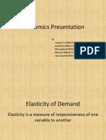 economics presantation