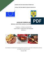 Bucataria Nationala Si Internationala
