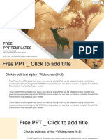 Wild-forest-landscape-of-a-red-deer-in-the-mist-PowerPoint-Templates-Widescreen.pptx