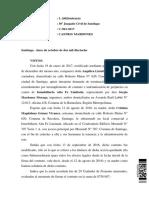 SENTENCIA CASTRO MARDONES