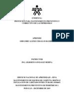 Protocolo Mantenimiento Impresoras