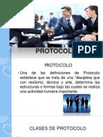 PROTOCOLO Y ETIQUETA MAGALY