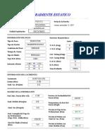 Calculo de Presiones Vlg-3522