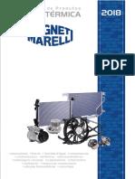 Magneti Marelli Linha Térmica 2014