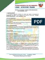 BASES DE FULTBOL INTERCOMUNIDADES