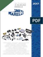 Magneti Marelli Catalogo Ignição e Injeção Eletrônica 2017