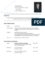 Paul M Naval Updated Resume