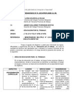 Informe Tecnico Pedagogico Abner