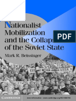 (Cambridge Studies in Comparative Politics) Mark R. Beissinger - Nationalist Mobilization and the Collapse of the Soviet State-Cambridge University Press (2002).pdf