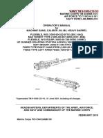TM9-1005-213-10---M2HB - OPERATOR'S MANUAL