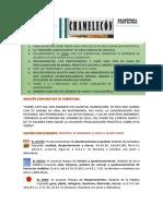 PROCLAMACIÒN PROFÈTICA SOBRE CHAMELECON-1