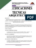 2 ESPEC. TEC. ARQUITECTURA 1.docx