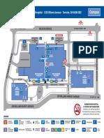 HRH Campus Map