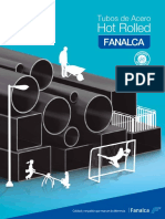 Fanalca Hot Rolled