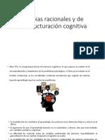 Reestructuracion cognitiva