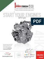 Engine performance curves