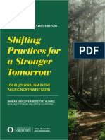 Shifting Practices for a Stronger Tomorrow