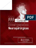 Curso de Emergencias Neuroquirurgicas