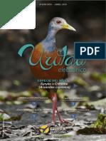Urutau Electronico - No 4 - Abril 2019 - Guyra Paraguay - Portalguarani
