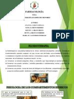 FLUIDO TERAPIA FARMACO