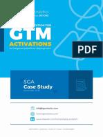 SG Analytics Case Study