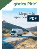 Transportes Pitic Infologistica Noviembre 2019