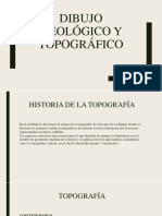 Dibujo geológico y topográfico (EXPRESIÓN)