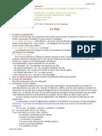 Cours Actuel Grammaire Corrective