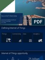 Microsoft-Azure-IoT