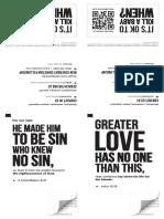 NCCF Gospel Tract
