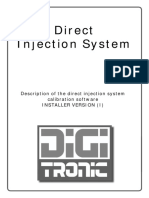 Digitronic Autogas Direct Injection Manual