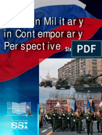 The Russian Military in Contemporary Perspective (Blank)