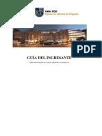 GUIA DEL POSTULANTE