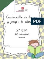 Cuadernillo Lengua 2º trimestre_lengua_atención 17-18