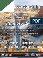 BENEFICIOS DE MEDICION DE AIRE, PULDOW, ETC