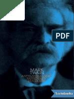 Antiimperialismo  Mark Twain