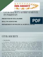 ppt civil society
