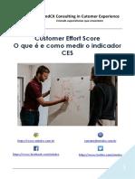 Customer Effort Score - O que é e como medir o indicador CES