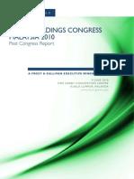 Green Building Congress Malaysia 2010 Post Report
