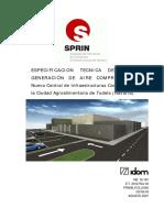 Anexo I-Especificacion Tecnica Lote Instalacion Generación A