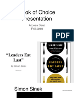 leaders eat last presentation