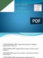 The TNMC-USMLE Symposium 6.0 PDF