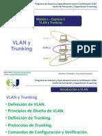 Sesiones 44 - 46 VLAN y TRUNKING