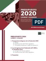 PEF2020 - Por El Bienestar de Tlalpan