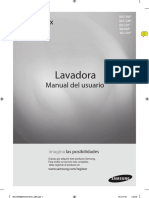 MANUAL DE LAVADORA MADRE
