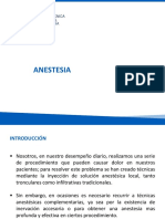 anestecia