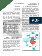 Apostila Doenças Cardiovasculares Completa