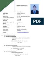CURRICULUM  VITAE CESAR.doc