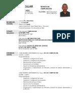 Cv - Felix Rojas