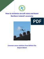 Belfast-City-Airport-Watch Noise and Economics